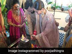 Sonam Kapoor Weds Anand Ahuja: Have You Seen The Couple's Adorable Wedding Cakes? (See Pics Inside)