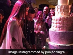 Sonam Kapoor And Anand Ahuja's 6-Tiered Wedding Reception Cake Is Stunning! (See Pics)