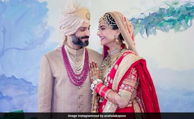 5 Things That Make Sonam Kapoor, Anand Ahuja's Shaadi A Big Fat Punjabi Affair