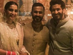 For Sonam Kapoor And Anand Ahuja, A 'Mushy' Note From Harshvardhan. Brothers, We Tell You