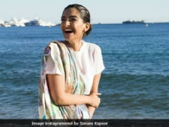 Cannes 2018: Wedding Done, Sonam Kapoor Preps For Croisette. She 'Can't Wait To Hang Out With Mahira Khan'