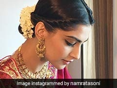 Sonam Kapoor Is Getting Married So We Curated A Wedding Wardrobe For Her