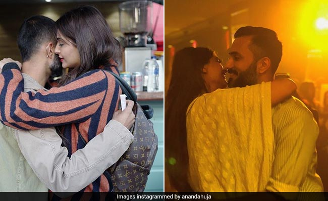 Sonam Kapoor, Anand Ahuja finally get married in Mumbai; See pics