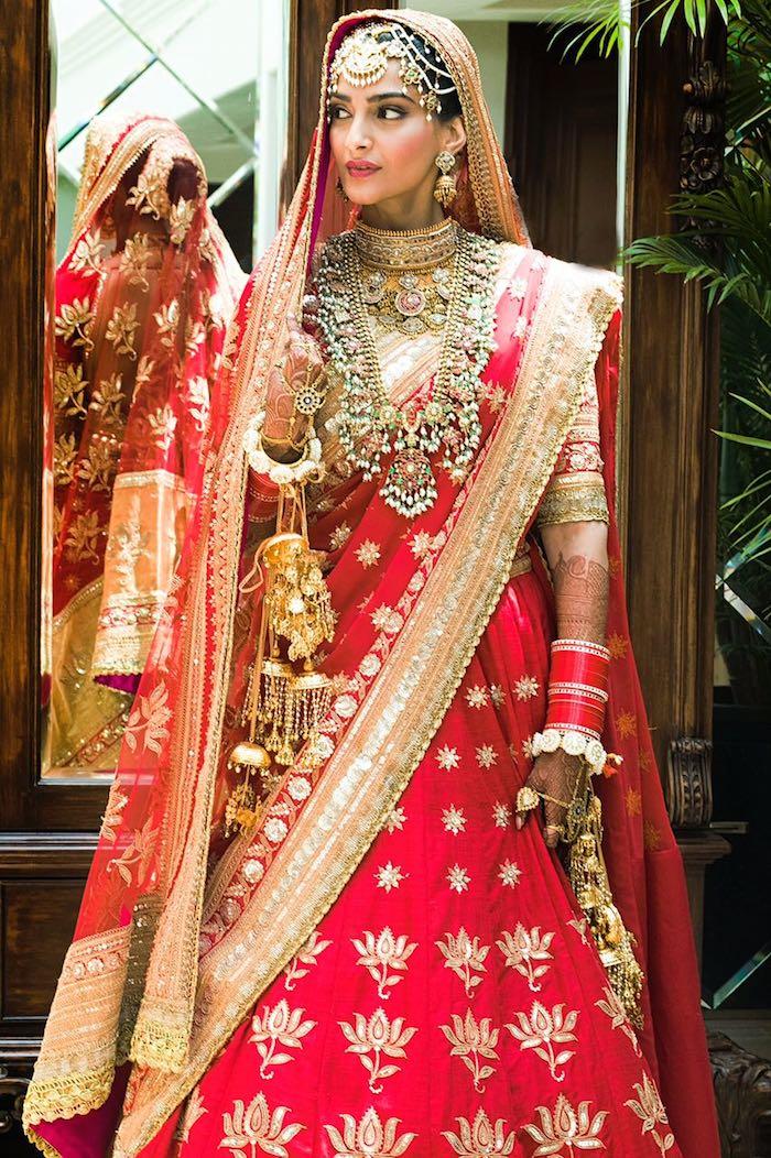 Image result for Sonam kapoor wedding