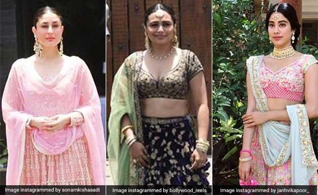 सोनम कपूर बनीं Mrs. Ahuja, देखें शादी की 17 वायरल फोटोज़