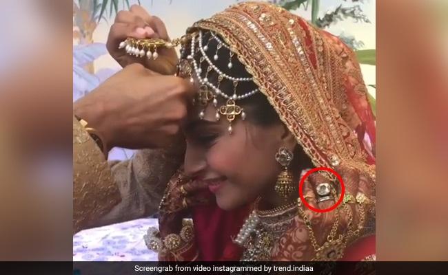 सोनम कपूर की शादी की अंगूठी की कीमत सुन आप भी रह जाएंगे हैरान