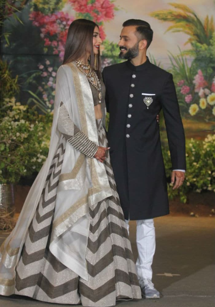 sonam reception ndtv