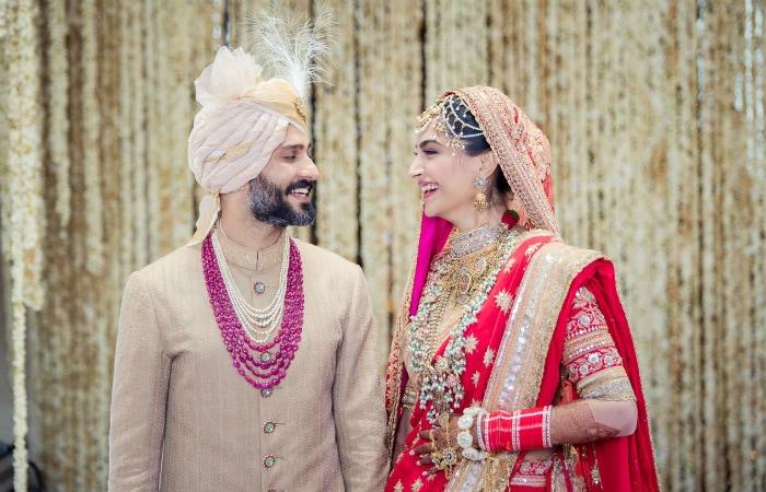 sonm kapoor wedding ndtv