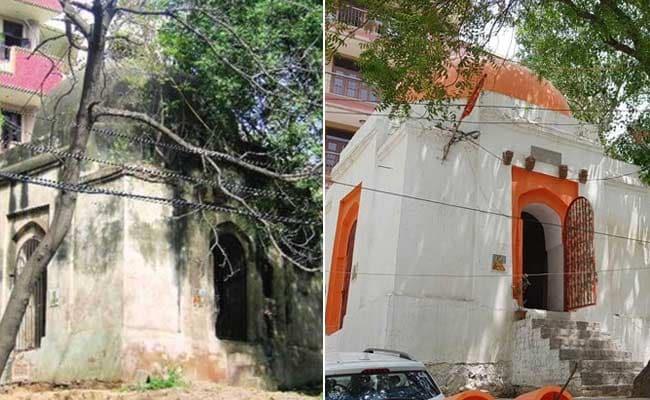 मक़बरा बना मंदिर? दक्षिण दिल्ली के एक स्मारक को लेकर चल रहा विवाद...