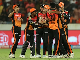 IPL Highlights, SunRisers Hyderabad vs Delhi Daredevils: IPL 2018: Kane Williamson, Yusuf Pathan Lead SRH To A 7-Wicket Win vs DD