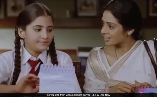 Mother's Day: बच्चे नहीं करते इज्जत, लेकिन मां करती है सबसे ज्यादा परवाह, देखें श्रीदेवी का वायरल वीडियो