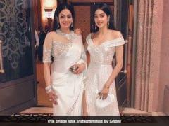 This Old Video Of Sridevi Poking Fun At Daughter Janhvi Kapoor's Hindi Is Going Viral