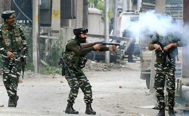 Showkat Ahmed Tak, 'A++' Category Terrorist, Killed In Srinagar Encounter