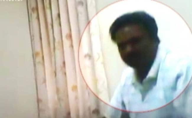 sriramulu bribe video congress