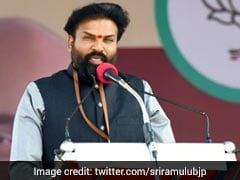 Karnataka Election 2018: Disqualify Sriramulu From Contesting Polls, Congress Petitions Election Commission