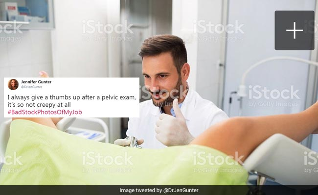 Twitter Shares #BadStockPhotosOfMyJob. The Results Are Hilarious