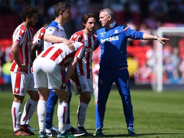 Stoke City Relegated From Premier League After Crystal Palace Defeat