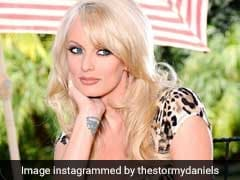 To Honour Trump Court Battle, Stormy Daniels Given Keys To West Hollywood