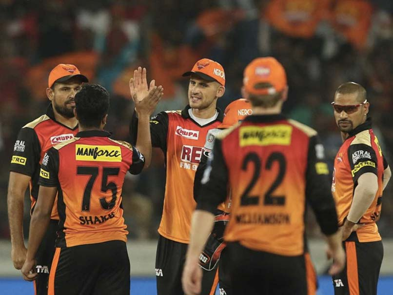 SRH now sit at 18 points at the top of  the table. (IANS)
