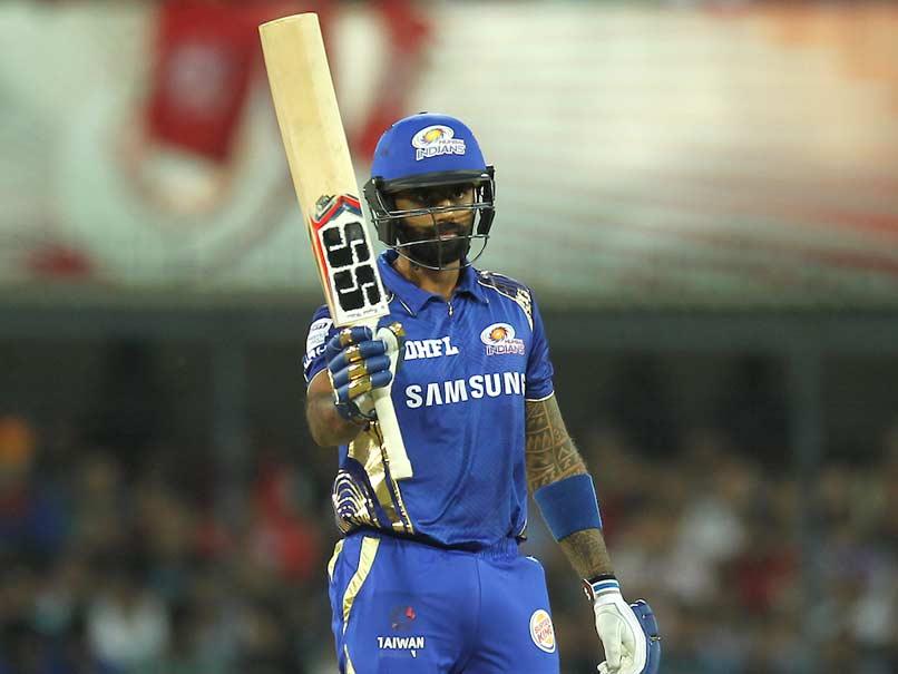 IPL 2018: Suryakumar Yadav Shines As Mumbai Indians Beat Kings XI Punjab