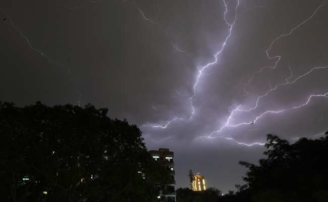 How Experts Explain Severe Thunderstorms In North India