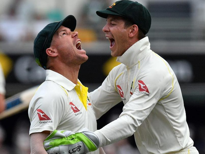 Australian Captain Tim Paine Denies David Warner Rift