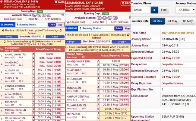 trains delayed 650