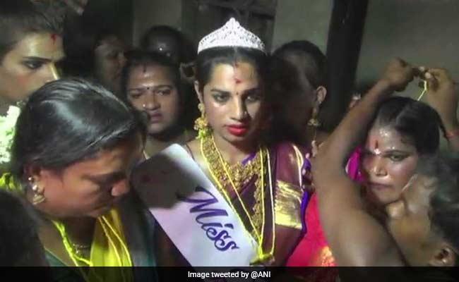 transgenders koovagam festival