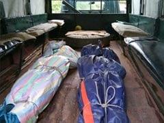 त्रिपुरा: सर्विस रिवॉल्वर से BSF जवान ने तीन साथियों की हत्या कर की खुदकुशी