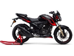 TVS Apache RTR 200 4V Race Edition Gets New Colours