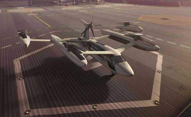 India to Get Uber Flying Taxis by 2023