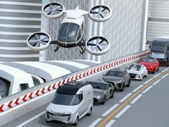 Flying Cars Could Lure Investors Away From Ground-Based Services - Survey