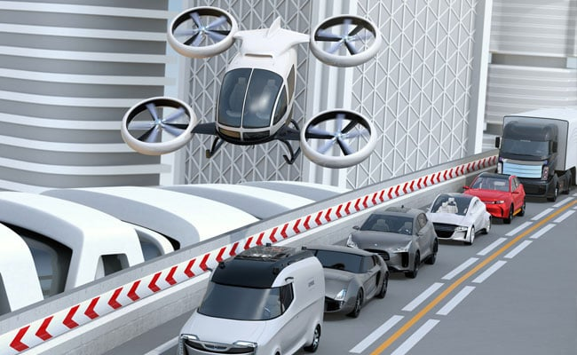 Bid Goodbye To Traffic, Intel Top Boss Says Flying Cars Will Become Reality In Five Years