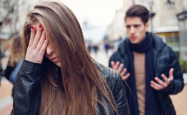 unhealthy relationship