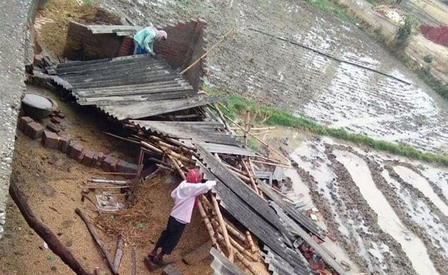तबाही की आंधी से राजस्थान और यूपी में 100 से ज्यादा लोगों की मौत, 10 बातें