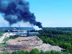 Crash Of US Military Plane In Georgia Kills All Nine On Board