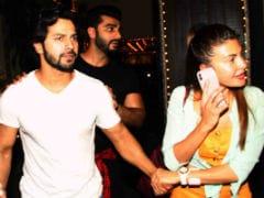 Sonam Kapoor's Wedding: Jacqueline And Others Prepare for <i>Sangeet</i>