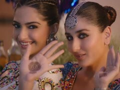 <i>Veere Di Wedding</i> Song <i>Bhangra Ta Sajda</i>: Kareena Kapoor, Sonam Kapoor And Their <i>Veere</i>s Bring The Ultimate Party Anthem