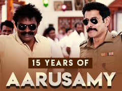 15 Years of 'ஆறுச்சாமி'