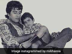 National Film Awards 2018: Rahul Khanna Shares 'Favourite' Pic Of Vinod Khanna And Akshaye After Dadasaheb Phalke Award