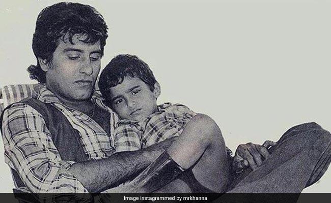 National Film Awards 2018: Rahul Khanna Shares 'Favourite' Pic Of Vinod Khanna And Akshaye After Dadasaheb Phalke Award
