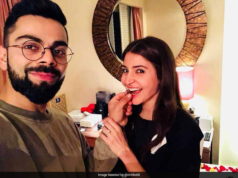 Virat Kohli Posts Special Message For Wife Anushka Sharma On Her Birthday