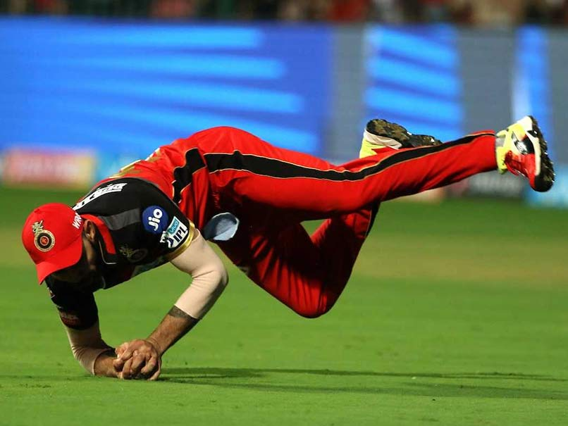 Watch: Virat Kohli Takes Yet Another Stunner, This Time It