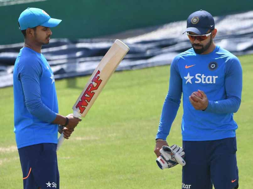 Shreyas Iyer May Replace Virat Kohli For India-Afghanistan Test