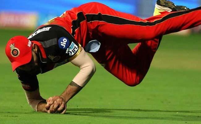 IPL 2018: विराट कोहली ने पकड़ा लाजवाब कैच जिसने बदल दिया मैच का रुख, देखें VIDEO