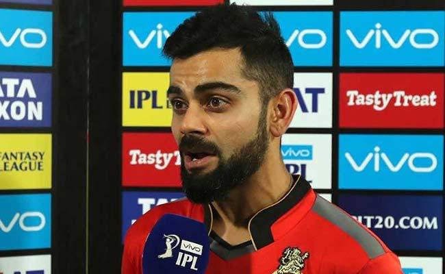 IPL 2018: विराट कोहली ने सनराइजर्स टीम की इस अंदाज में तारीफ कर लोगों का दिल जीता...