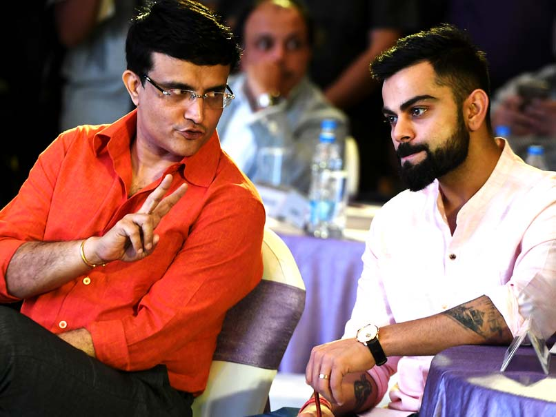 Virat Kohli And Team Will Do Well If They Play Day-Night Test, Says Sourav Ganguly