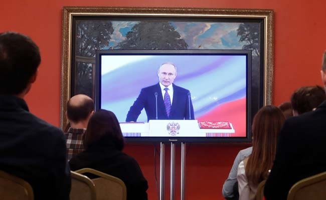 Russian President Vladimir Putin 4.0 Launched Amid Crackdown On Opposition