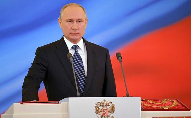 Russian Television Launches New Vladimir Putin Show To Boost Ratings