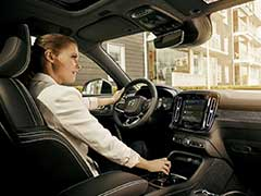 Volvo Cars To Come With Google's Android Operating System For Infotainment System